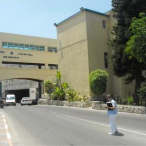 בית חולים האיטלקי - המשפחה הקדושה