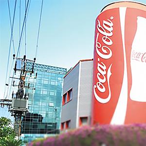 מפעל חברת קוקה קולה ישראל