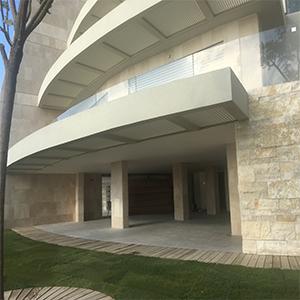 פרויקט בית מגורים יוקרתי בחיפה