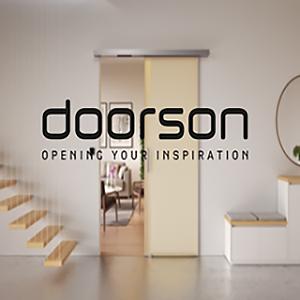 דלתות הזזה אוטומטיות תוצרת DOORSON סלובניה רק בטיפטרוניק
